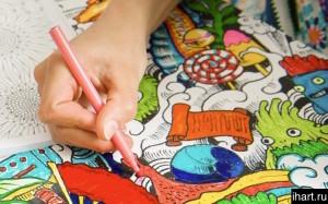 Антистресс раскраски для взрослых