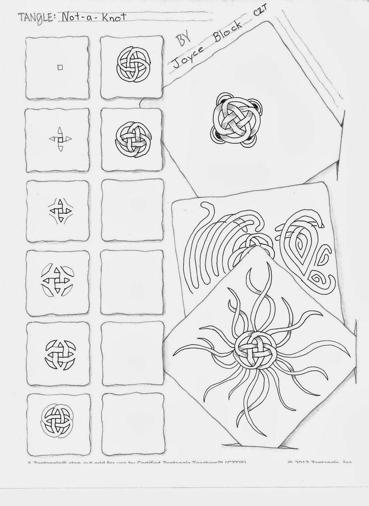 Кельтские узоры и орнаменты