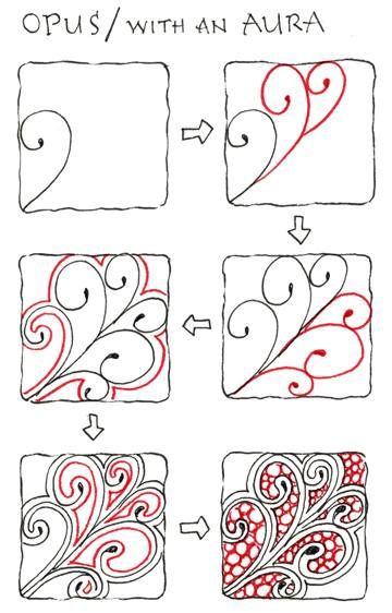 Схемы для раскрасок
