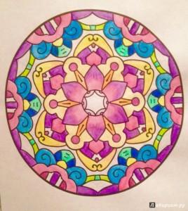 мандала для творчества и медитации Айлуна Деви