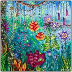 Удивительные джунгли Джоанна Бэсфорд