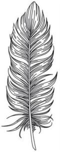 дудлинг перо для начинающих