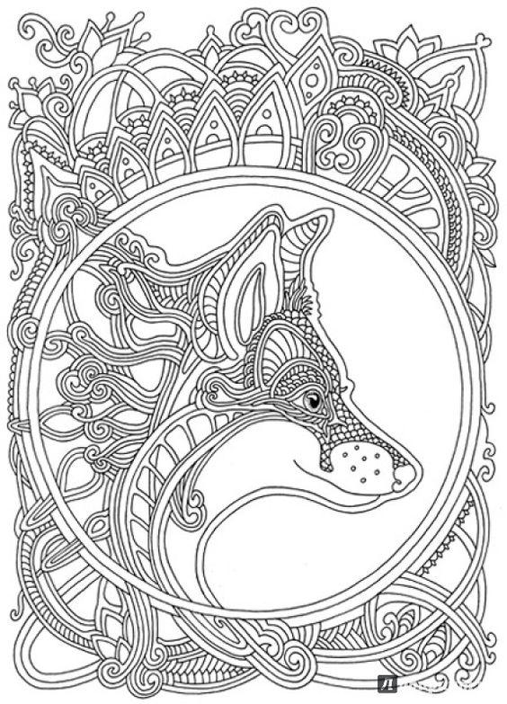 собака рисунок раскраска