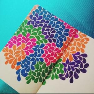 Монотангл в цвете